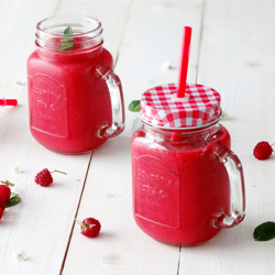 Smoothie-framboise-menthe--SOY